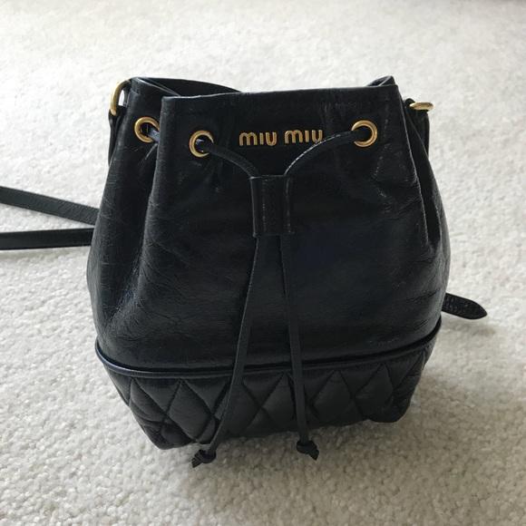 Authentic Miu Miu crossbody bag 5f0b791a1b2c8
